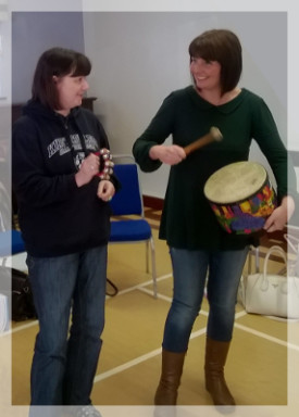 Play Therapy Drums